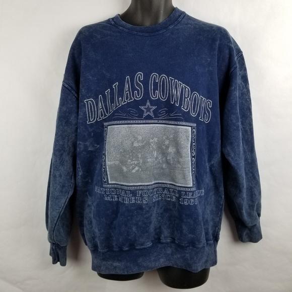 Home Team Advantage Other - Vintage Dallas Cowboys Sweatshirt 90s Distressed db997859f